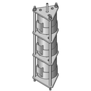 Three-phase transformer Type DRT