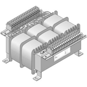 Three-phase transformer Type DSI