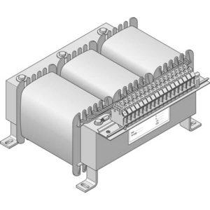 Three-phase Transformer Type DTL / DTTL I