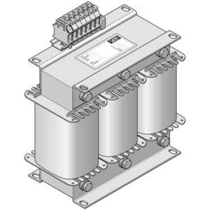 Three-phase transformer Type D-UL