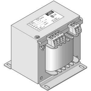 Type ESI single phase transformer