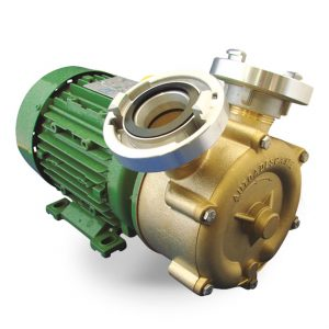 Side Duct Centrifugal Pump Bronze